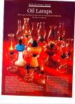 Vntage Oil Lamps Ad Page By Pam Guthman