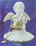 Sweetest Cupid Ring Holder Display Piece