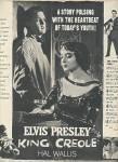 Movie; King Creole - Elvis Presley 1958