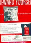 Pall Mall Cigarettes Ad 1955