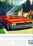 1960 - Pontiac Bonneville Sports Coupe Ad