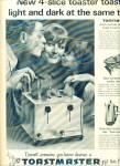 Toastmaster Toaster Ad - 1965