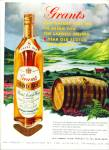 1959 Grant's Stand Fast Scotch Whiskey Ad
