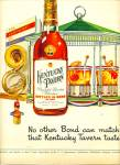 Kentucky Tavern Bourbon Whiskey Ad Old Fashioned