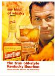 1963 Early Times Kentucky Bourbon Ad Hunky