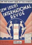 On The Sunny Side Of The Street - Lew Leslie's 1930 Revue