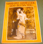 Good-bye, Good Luck God Bless You Sheet Music
