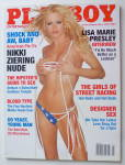 Playboy Magazine-july 2003-nikki Schieler Ziering