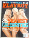 Playboy Magazine-march 2008-ida Ljungqvist