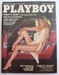 Playboy Magazine-march 1978-debra Jensen