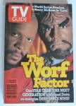 Tv Guide-october 7-13, 1995-the Worf Factor