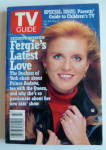Tv Guide-october 28-november 3, 1995-fergie's Love