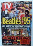 Tv Guide-november 18-24, 1995-beatles '95