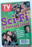Tv Guide-january 20-26, 1996-sci-fi & Fantasy