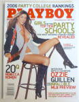Playboy Magazine-may 2006-alison Waite