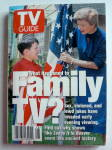 Tv Guide-july 13-19, 1996-leave It To Beaver