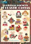 Christmas Magnets In Plastic Canvas By Dick Martin