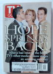 Tv Guide-may 10-16, 1997-hope Springs Back