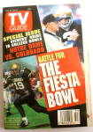 Tv Guide-december 31, 1994-january 6, 1995-fiesta Bowl