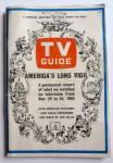Tv Guide-january 25-31, 1964-america's Long Vigil