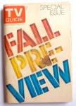 Tv Guide-september 6-12, 1975-fall Preview