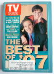 Tv Guide-december 20-26, 1997-the Best Of 1997