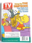 Tv Guide-january 3-9, 1998-the Simpsons