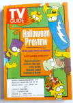 Tv Guide-october 17-23, 1998-halloween Preview