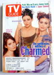 Tv Guide-december 12-18, 1998-witches Of Charmed