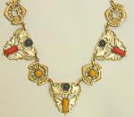 Colorfulczech Deco Necklace