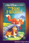 Fox And The Hound Vhs Disney Home Video