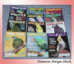 Bird Talk Magazines 12 Issues 1993