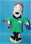 Mr. Magoo In Shamrock Shirt Plush Toy
