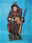 Artist Witch Doll-signed By Artist Le 1994