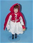 Danbury Mint Little Red Riding Hood Doll