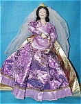 Danbury Mint Queen Morgan Lefay Mib
