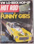 Hot Rod Magazine, November 197