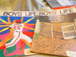Boy's Life Magazines Pair Feb.&mar.1974
