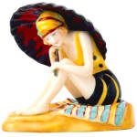 Royal Doulton Sunshine Girl Hn5650 Icon