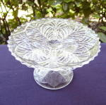 Palm Leaf Fan Toy Cake Stand