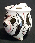 Pottery By Levine Fish Toothbrush Holder