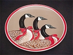 Curzon Geese Plate