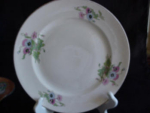 Edwin M. Knowles Dinner Plate 34-8