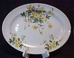 Knowles Buttercup Platter