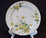 Knowles Buttercup Salad Plate