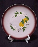 Orchard Ware Orange Blossom Dinner Plate