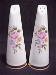 Sandford Bone China Salt & Pepper Shakers