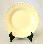 Franciscan Coronado Yellow Dessert Plate