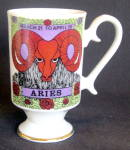 Royal Crown Aries Zodiac Mug By Elena
