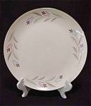 Homer Laughlin Rhythm Dinner Plate